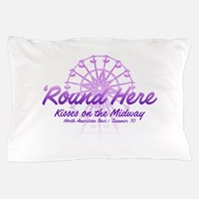 Round Here Pillow Case