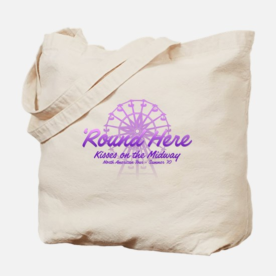 Round Here Tote Bag