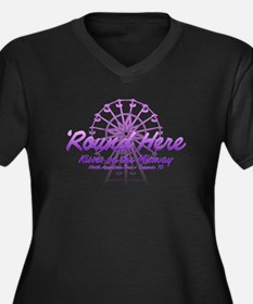 Round Here Plus Size T-Shirt