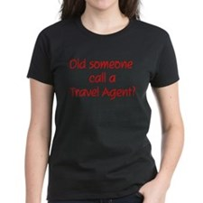 Travel Agent Tee