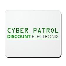 Cyber Patrol Mousepad