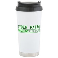 Cyber Patrol Travel Mug