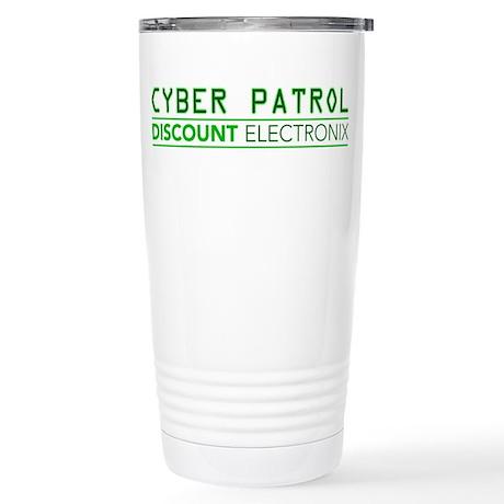 Cyber Patrol Travel Mug