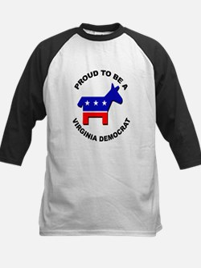 Proud Virginia Democrat Tee