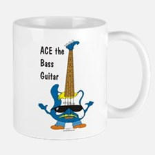 ACE Bass Guitar Mug