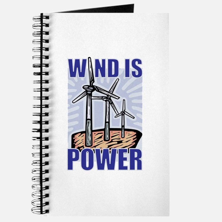 Wind Is Power Journal