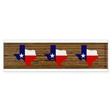 Great Texas v1 Bumper Bumper Sticker