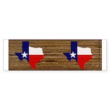 Great Texas v1 Bumper Sticker