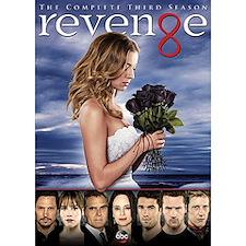 Revenge The Complete Season 3 Dvd