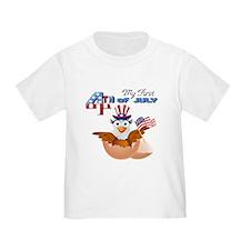 My First 4th July T-Shirt