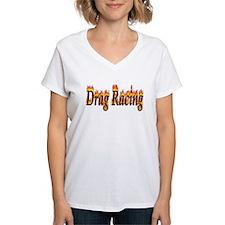 Drag Racing Flame T-Shirt