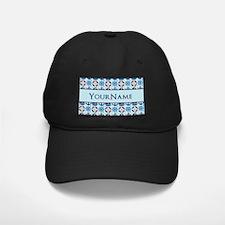 Sailor Nautical Monogram Personalized Baseball Hat