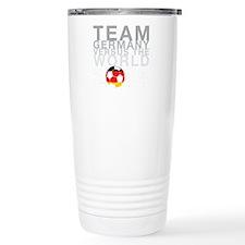 Team Germany Travel Mug