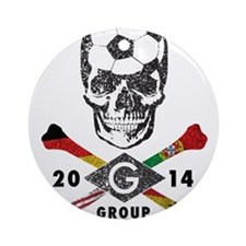Group of Death Ornament (Round)