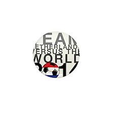 Team Netherlands Mini Button
