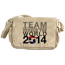 Team Netherlands Messenger Bag