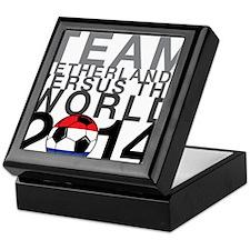 Team Netherlands Keepsake Box