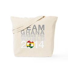 Team Ghana Tote Bag