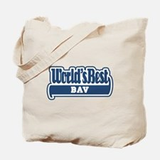 WB Dad [Kurdish] Tote Bag