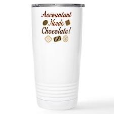 Unique Accountant Travel Mug