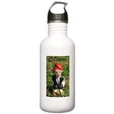 Caganer Front 1a.jp... Water Bottle