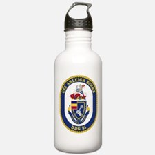 USS Arleigh Burke DDG-51 Water Bottle