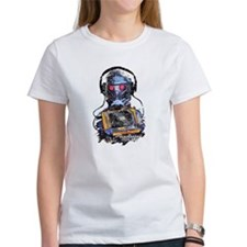 Star Lord Cassette Player Tee