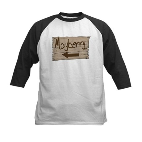 Vintage Mayberry Sign Baseball Jersey