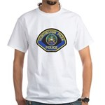 Huntington Park Police White T-Shirt