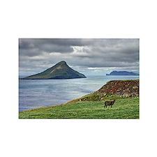 Velbastadur, Faroe Islands, Denmark Magnets