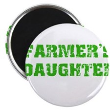 """Cute Tractor 2.25"""" Magnet (10 pack)"""