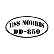 USS NORRIS Patches