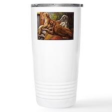 Sun Worshippers Travel Mug
