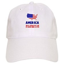 America Scale Baseball Baseball Cap