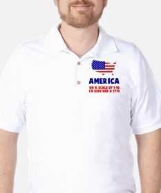 America Scale T-Shirt