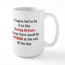 Nursing Student Humor Mugs