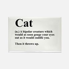 Cat Definition Magnets