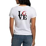 Classic Allens Lane Love T-Shirt