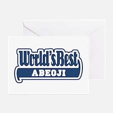 WB Dad [Korean] Greeting Cards (Pk of 10)