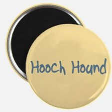 Hooch Hound Magnet