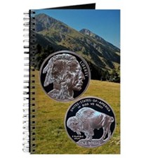 2001 American Buffalo Dollar Journal