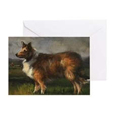 Unique Herder Greeting Card