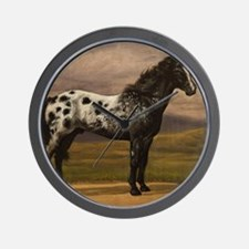Unique Appaloosa Wall Clock