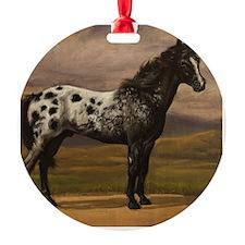 Cute Appaloosa Ornament