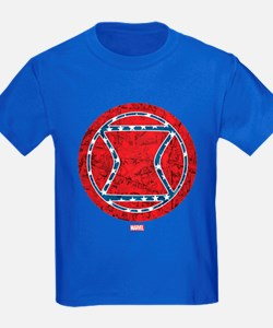 Stars and Stripes Black Widow T
