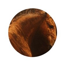 "Arabian Stallion 3.5"" Button"