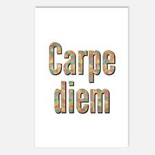 Carpe-diem-shadow Postcards (Package of 8)