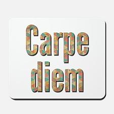 Carpe-diem-shadow Mousepad