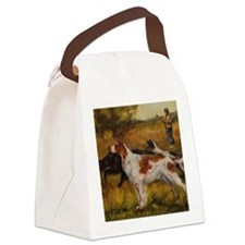 Setters Canvas Lunch Bag