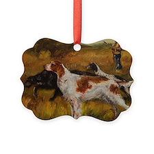 Setters Ornament